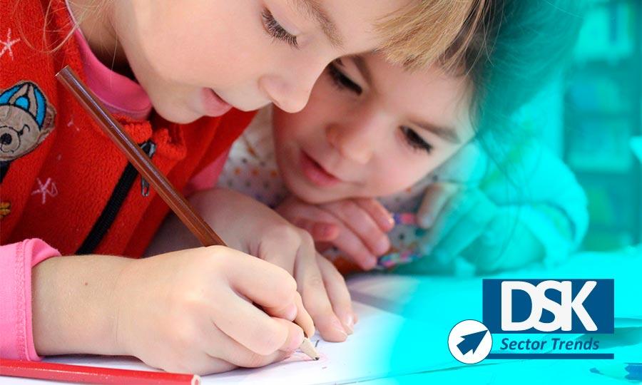 Lo que gastamos en enseñar a nuestros hijos en tiempos de crisis. Estudio de mercado en el sector de la enseñanza.